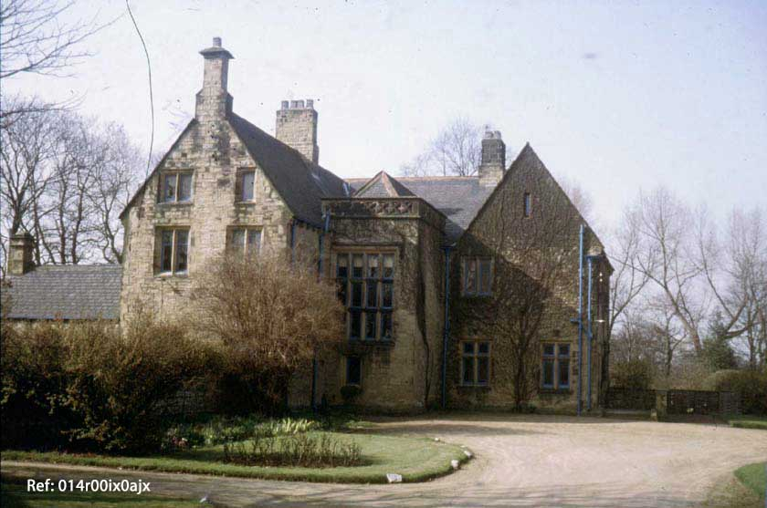 st oswalds rectory