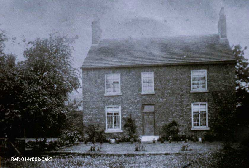 Melwood Farm, Woodrow