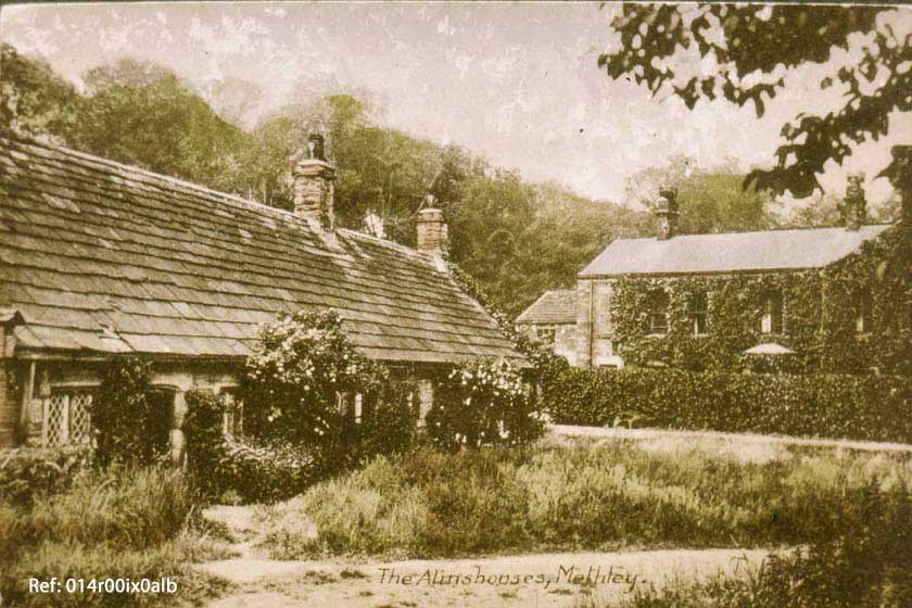 Almshouses at Woodend