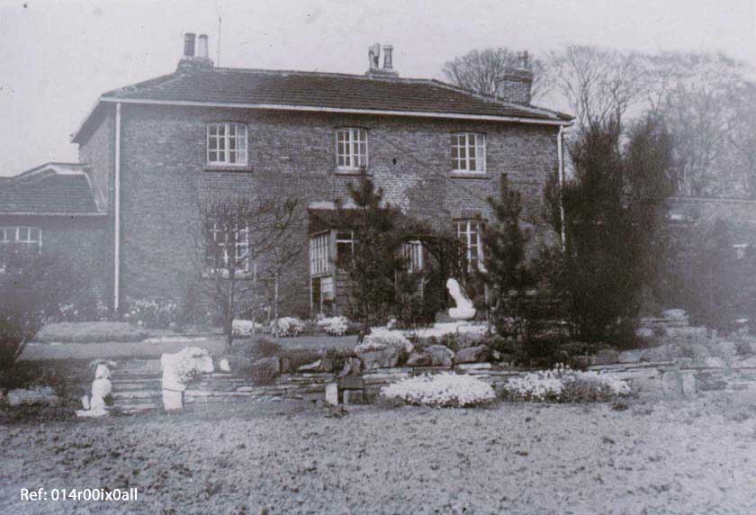garden house, methley
