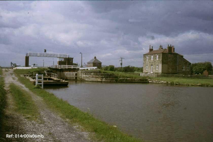 Lemonroyd Locks 1980's