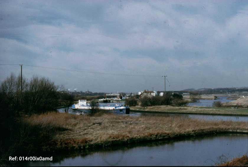 Lemonroyd Locks March 1990.