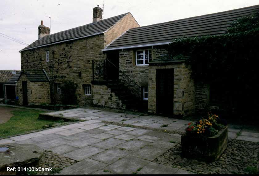 Shann Courtyard, 1990.