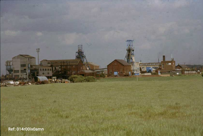 Savile Pit, methley