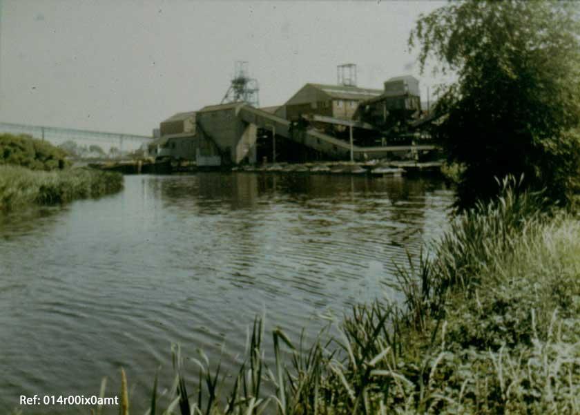 Savile Pit Basin 1976