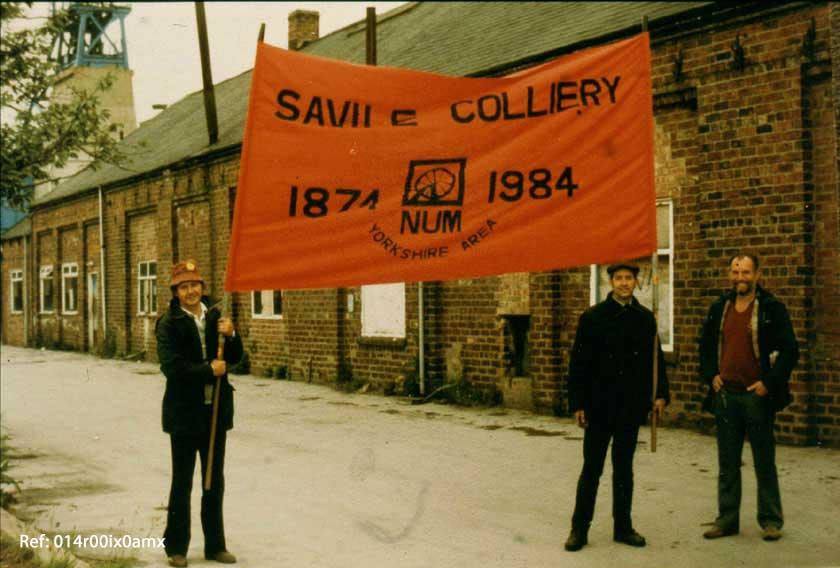 Savile Pit Banner