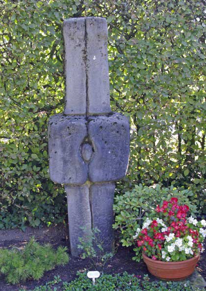 "Arthur Braun""s gravestone at the cemetery in Merzhausen, Freiburg"