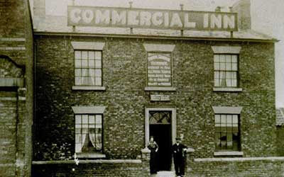 commercial inn, methley