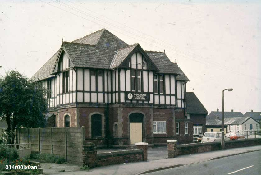 miners welfare institute methley