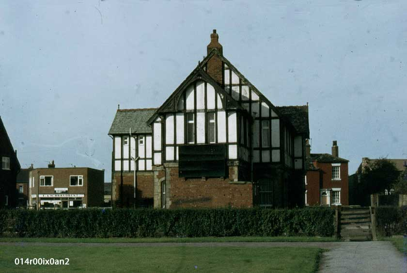 Miners' Welfare, methley