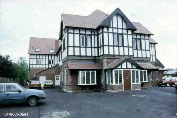 Ashlands Nursing Home methley