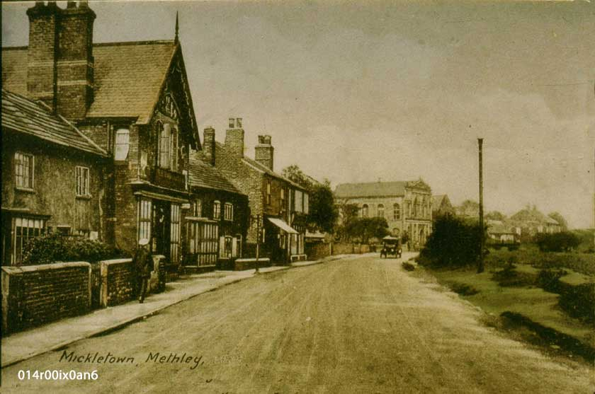 Main Street, methley