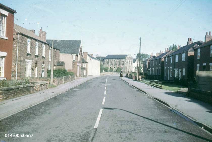 Main Street methley1991