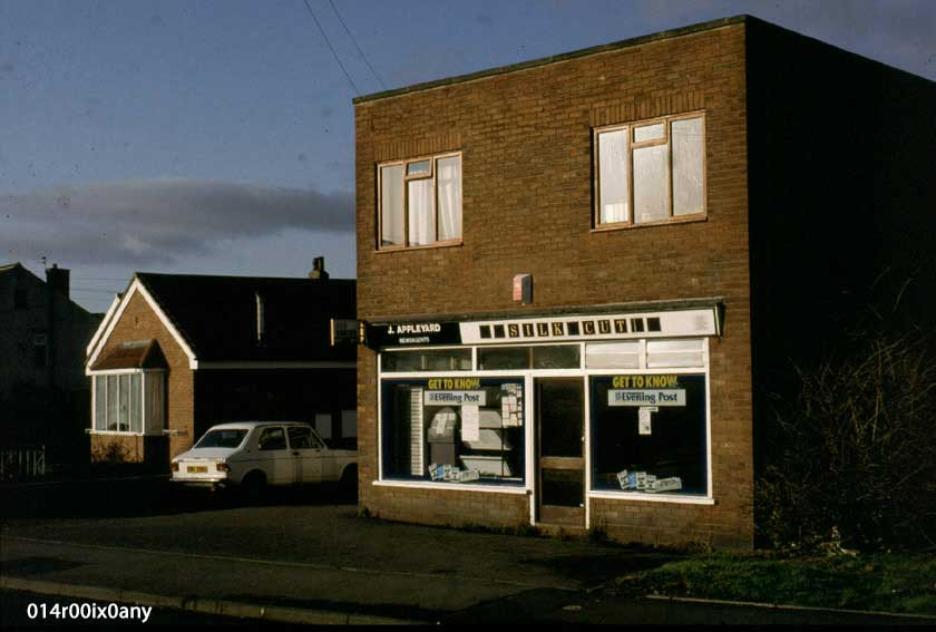 Stocks Hill, Main Street, 1991