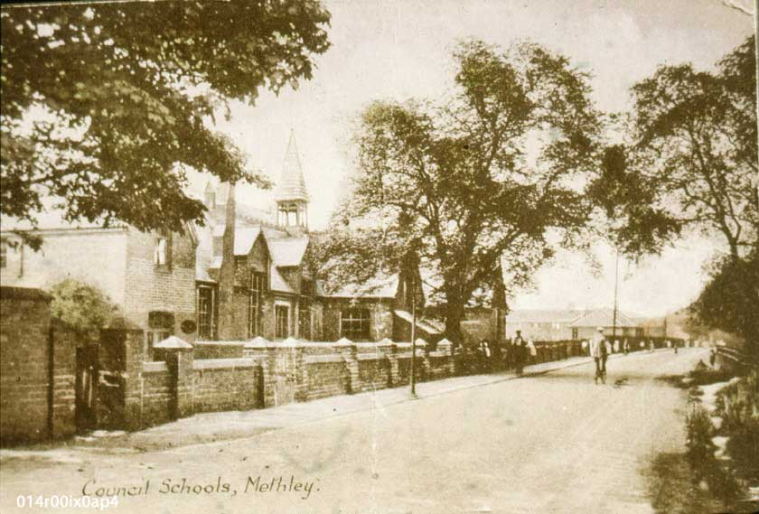 Pinfold Lane School, 1925