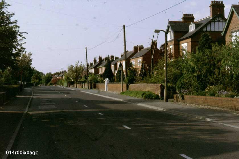 Pinfold Lane, 1982