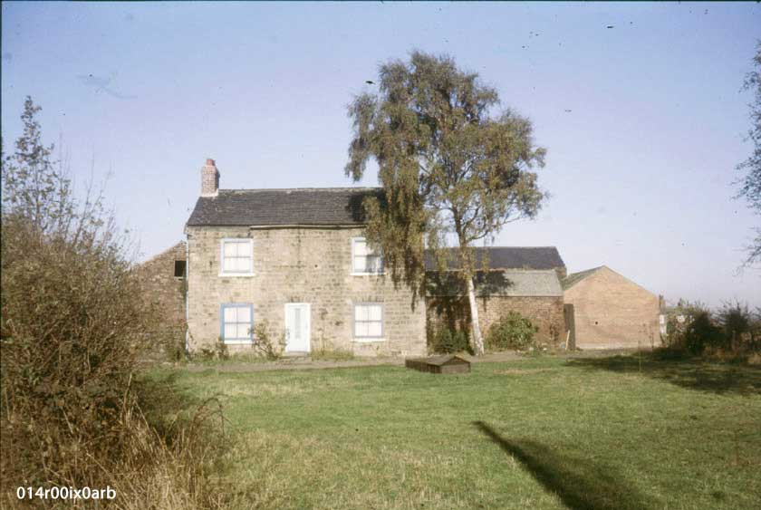 Coney Moor Farm 1983.