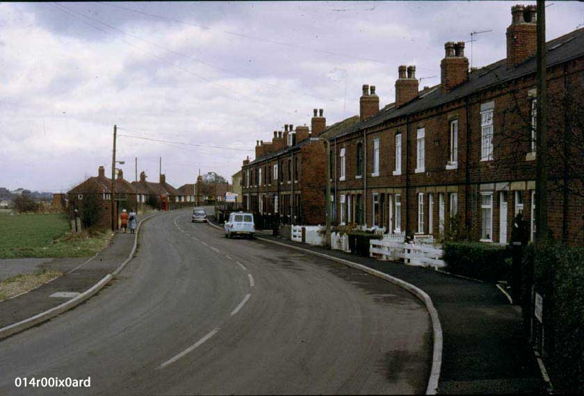 Coney Moor, Lower Mickletown, 1983.