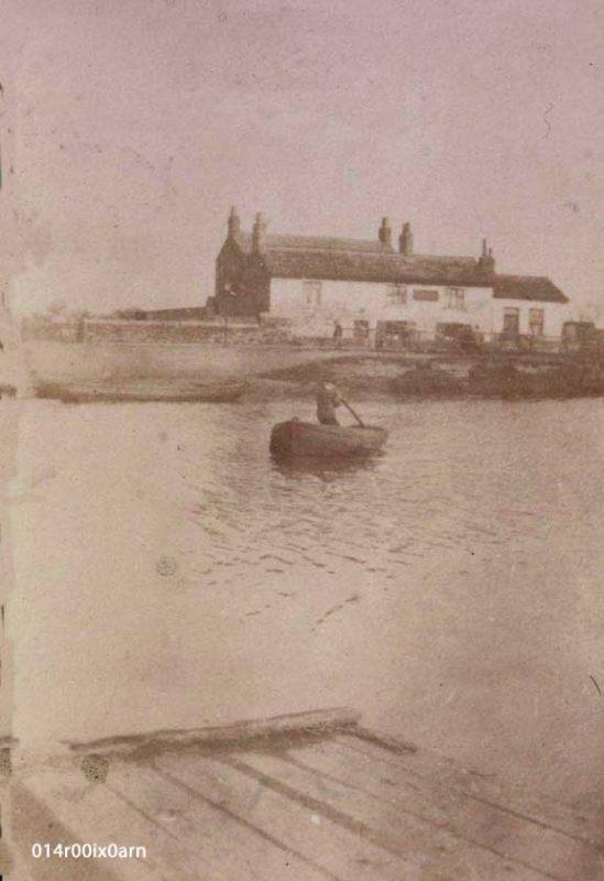 Allerton Ferry, 1940s
