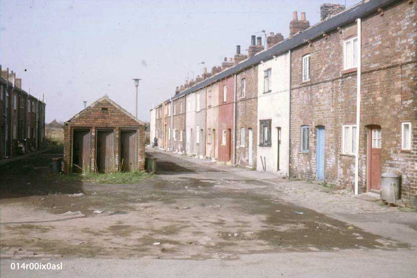 Methley Junction - Middle Row