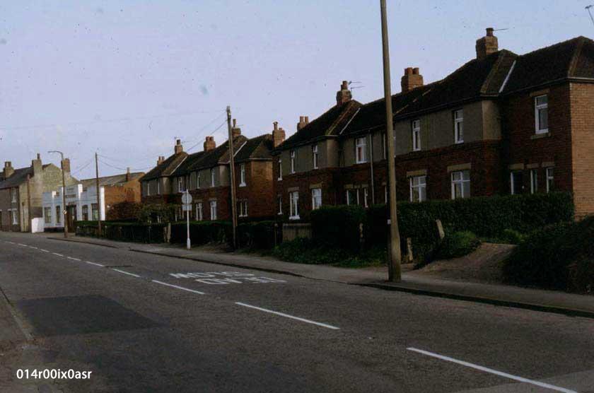 Methley Junction - Barnsdale Road.