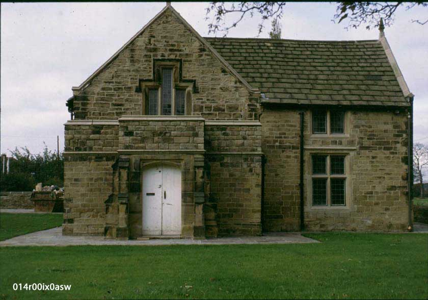 The Dame School, Pinder Green.
