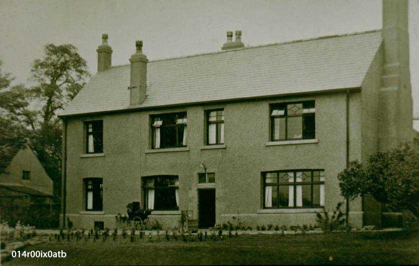 Hazel House, 1925
