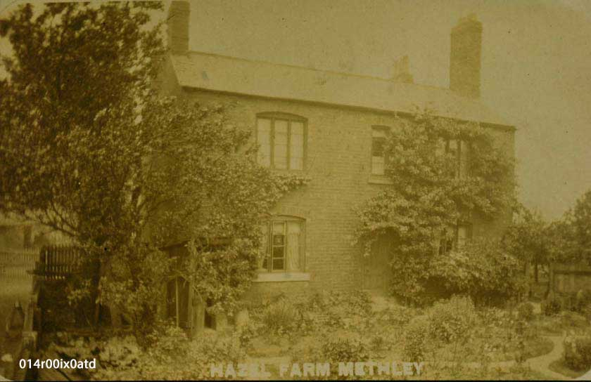 Hazel Farm, early 1900s.