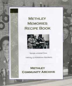 Methley Memories Recipe Book
