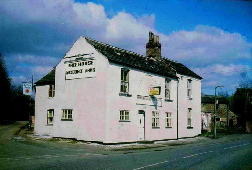 mexborough arms methley