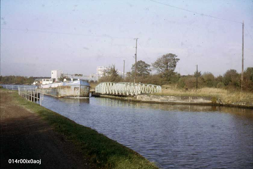 Caroline Bridge, methley 1982