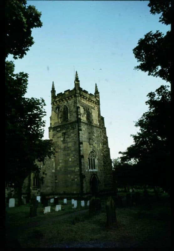 st oswalds methley