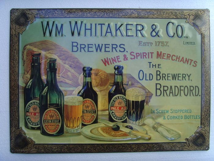 William Whitaker & Co Brewery