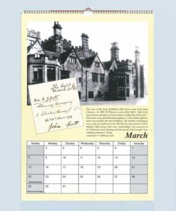 Methley Archive 2020 Calendar