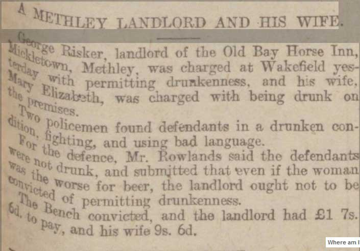 A Methley landlord and his wife