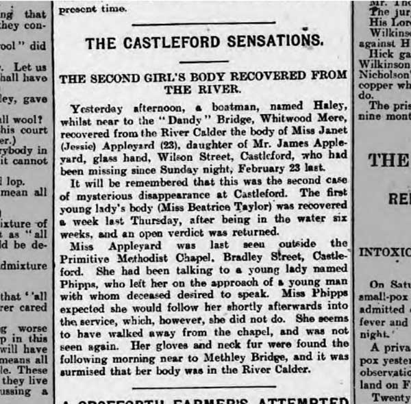 The Castleford Sensations