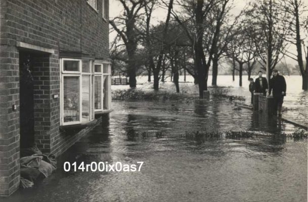 watergate floods 1960