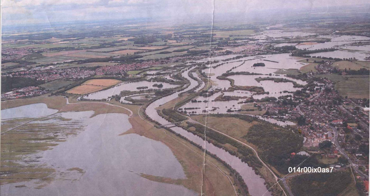 methley floods