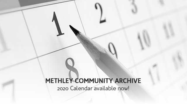 methley community archive 2020 calendar