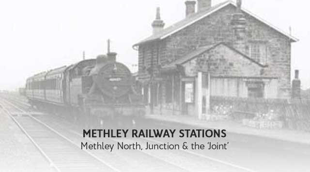 Methley railway stations