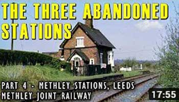 explore Methley Junction and it's three abandoned stations
