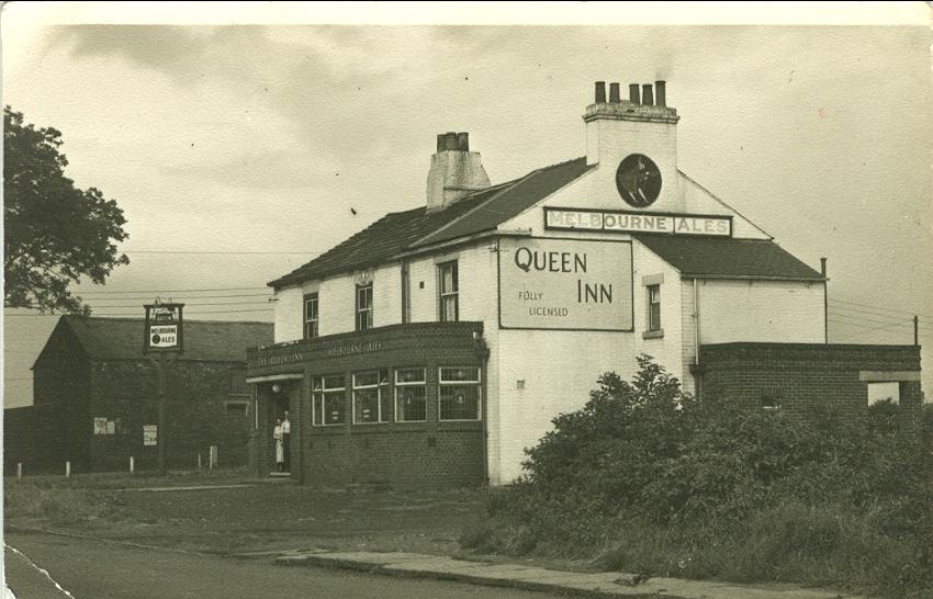 queen inn methley