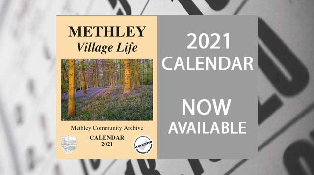 Methley Archive 2021 Calendar