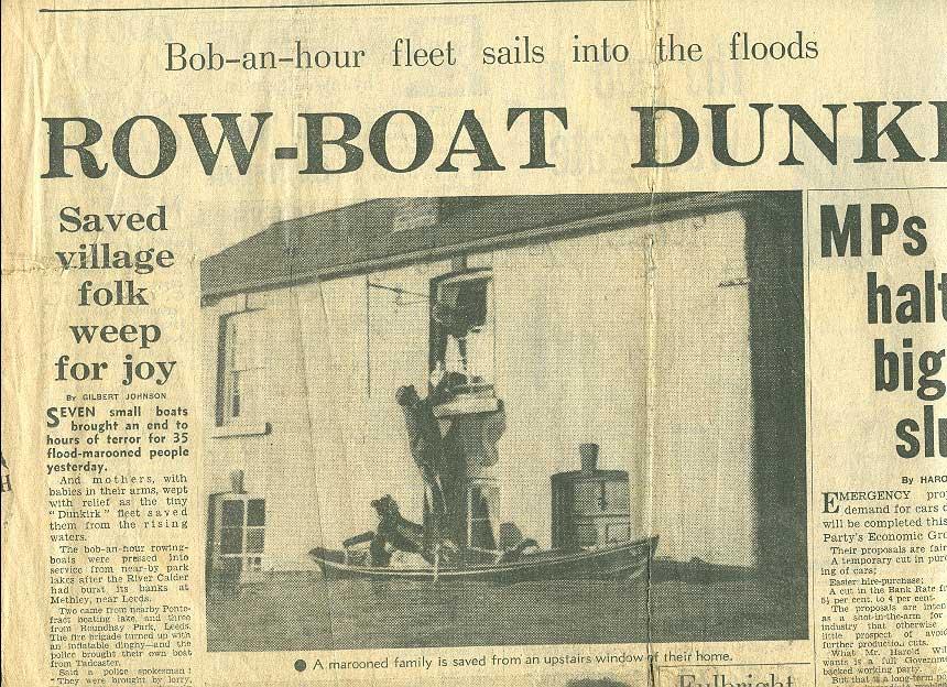 row boat dunkirk