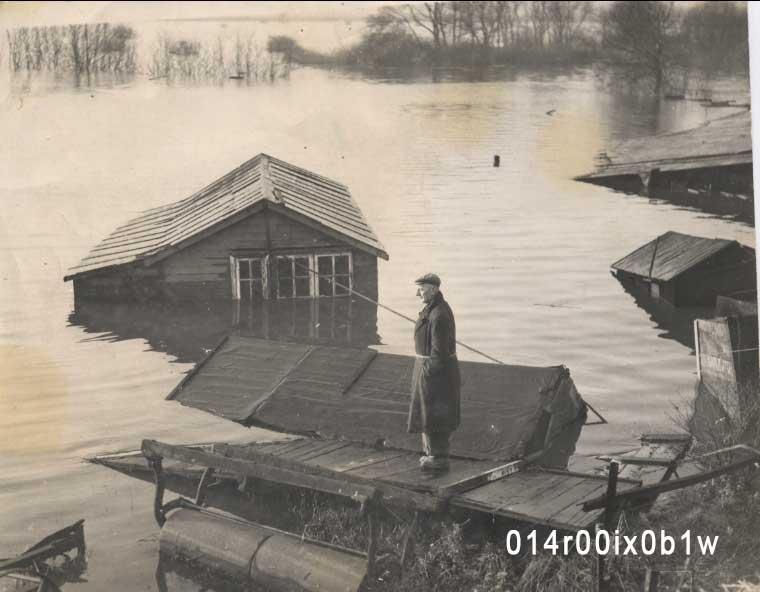 Floods at Turners Farm