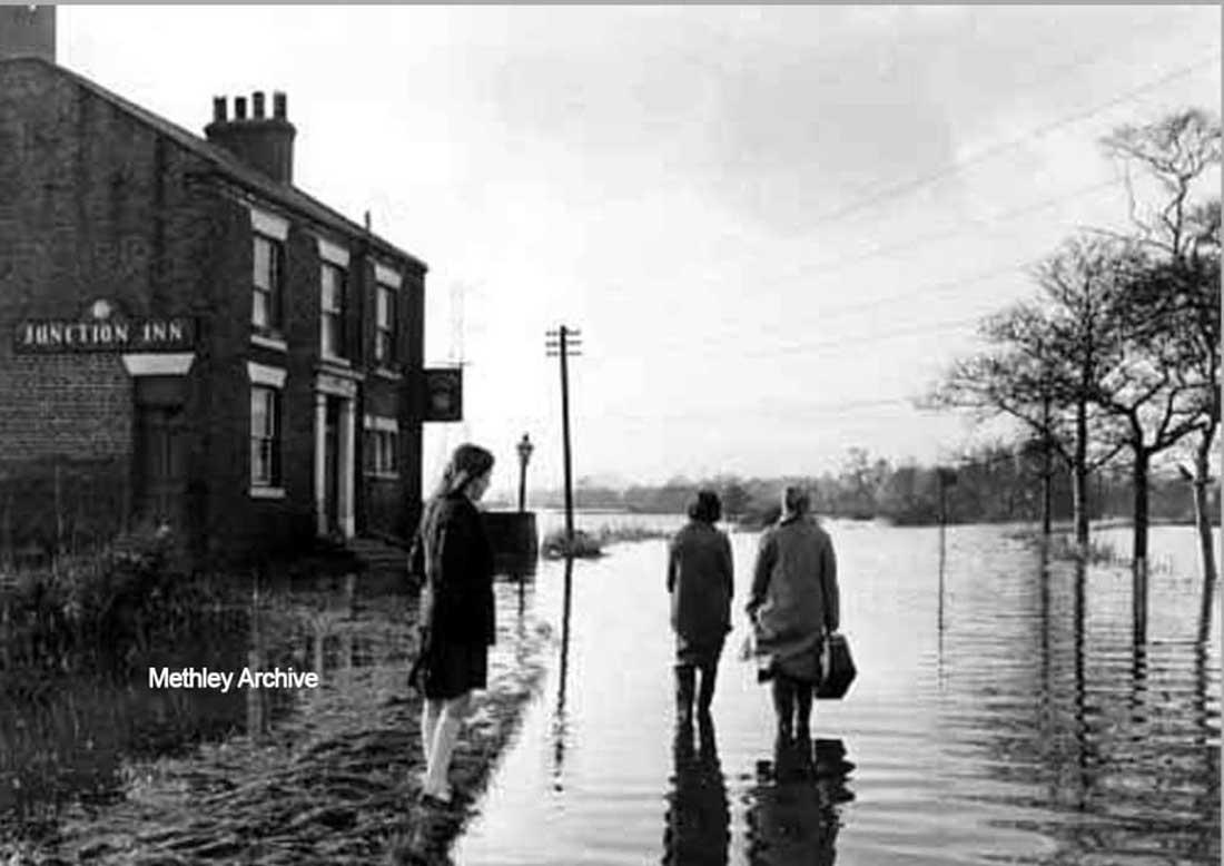 watergate floods 1963